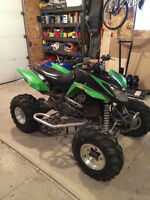 2004 ARTIC CAT 400 DVX ATV