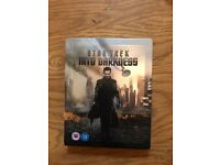 Star Trek Into Darkness Blu Ray Steelbook