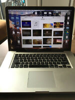 "Macbook Pro 15""- Intel Core i7 2.2GHz- 4GB-Good Condition"