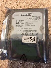 Seagate 250gb laptop hard drive NEW
