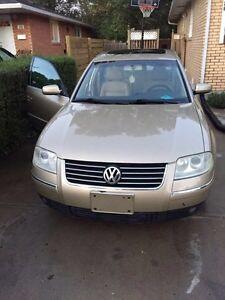 2001 Volkswagen Passat Regina Regina Area image 5