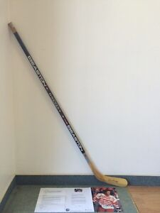 NHL Wayne Gretzky Autographed Stick Kingston Kingston Area image 1