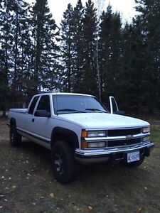 2000 Chevy 6.5 turbo diesel