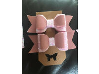 Handmade bows for sale!
