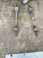 Dodge Charger Rear Axles -2007
