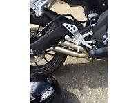 Danmoto XG1 Exhaust System