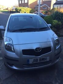 2006 (06) Toyota Yaris T-Spirit 1.3 low mileage 24,332 one owner from new