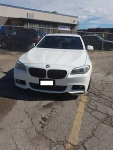 2012 BMW 535i Series M Sport Sedan Xdrive