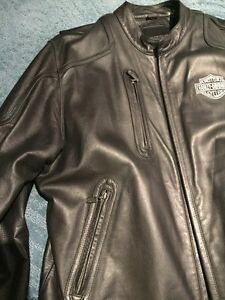 Harley Davidson Leather Jacket Mens XL West Island Greater Montréal image 2