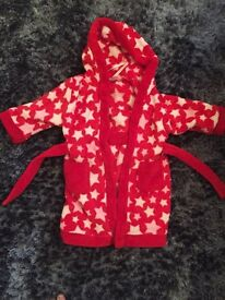 12-18 months Dressing gown