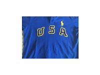 Ralph Lauren Big Pony polo shirt, team USA, XL, never worn!!