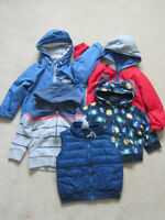 2T Boys Spring Jackets