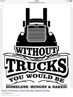 1a driver wanted
