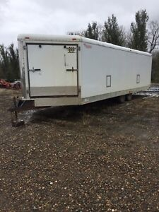2008 continental cargo snowmobile trailer