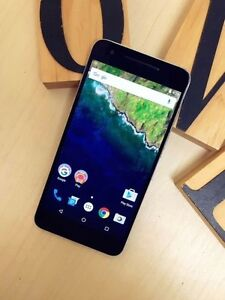 As new HUAWEI NEXUS 6P black 32G UNLOCKED in box au model Calamvale Brisbane South West Preview