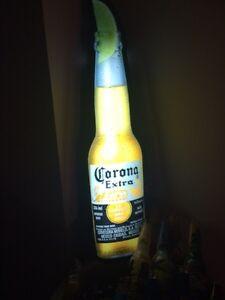 Lot*Néon*Corona*Coors Light*Dos Equis*Pepsi*Molson Canadian*pub