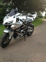 2005 CBR-RR 19.2k- $4800 OBO PRICED TO SELL