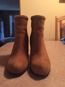 Jeffrey Campbell boots tan suede  West Island Greater Montréal image 2