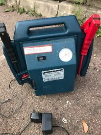 Car / motorbike booster , jump start 900 amps