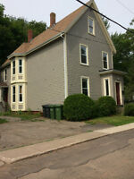 Large apartment/house between AVC & downtown Charlottetown