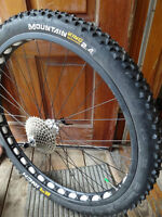 Rear wheel 29+ : FOR SURLY PUGSLEY EXCLUSIVELY