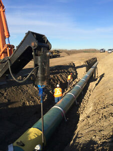 CERTIFIED SCREW PILE INSTALLER. CALL ROSS FOR A QUOTE Strathcona County Edmonton Area image 7