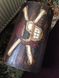 Pirate chest hand made, can deliver