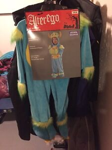 New Monster costume 18-24 months