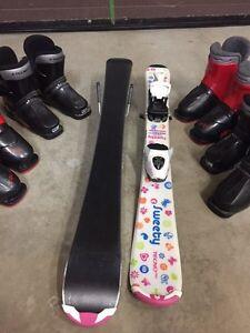 Bottes de ski d'enfant West Island Greater Montréal image 2