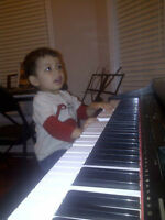 BRAMPTON PIANO AND GUITAR LESSONS $14/45MINS SUMMER PROMOTION