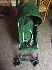 Maclaren Quest Sport Stroller - Green