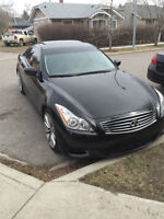 2008 INFINITI G37S COUPE (2 DOOR)..PADDLE SHIFTER.