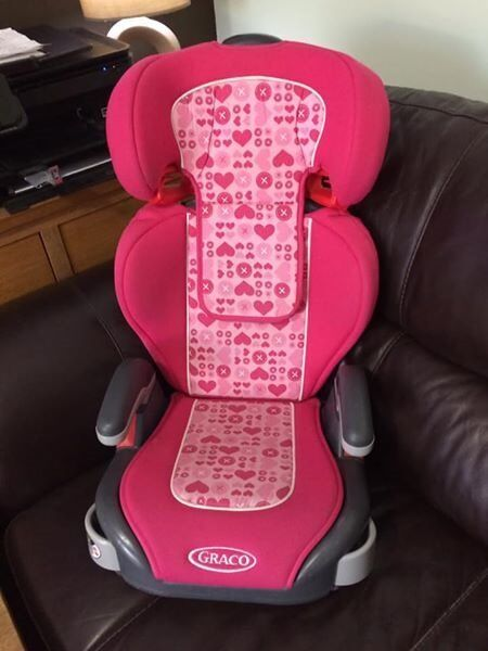 Graco Booster Seat 15 To 36kg