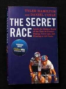 [Cycling] The Secret Race - Tyler Hamilton & Daniel Coyle Loganholme Logan Area Preview