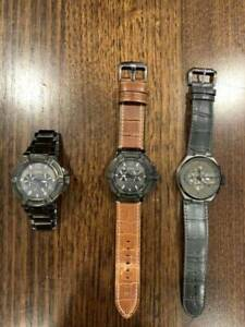 GUESS W0040G2, GUESS W0218G1, KENNETH COLE KC9003 (PACK OF 3) Bentleigh Glen Eira Area Preview