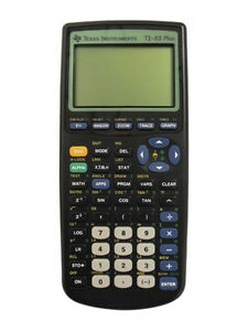 A Guide to the TI-83 Plus
