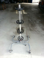 Tire Stand by Certified