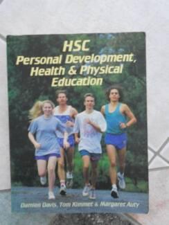 HSC Personal Development HPE Davis Kimmet Auty textbook teacher