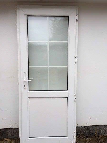 Upvc door frame white ads buy & sell used - find great prices