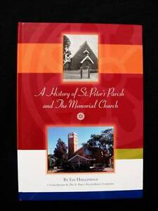 History of St Peters Parish [Gold Coast] - Hollindale [Signed] Loganholme Logan Area Preview