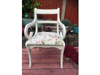 Gorgeous Refurbished Bedroom Chair Hall/Occasional Chair