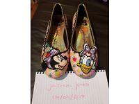 Disney Irregular Choice Shoes - Size 7