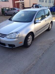 2007 Volkswagen rabbit 2.5 safety