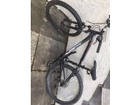 "Mountain bike - specialized hard rock 15.5"" frame"