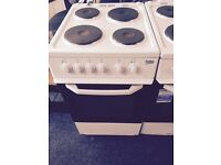Beko electric cooker £90 can be delivered