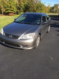 2005 Honda Civic LX Special Edition Coupe