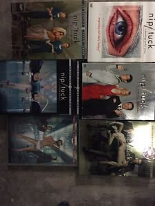 Entire Nip Tuck Series DVDs