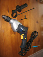 Electric powered drill excellent condition