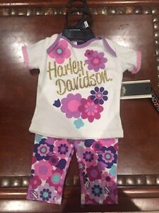 3-6 month Harley Davidson outfit  London Ontario image 1