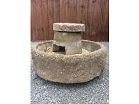 Garden Water Fountain Feature